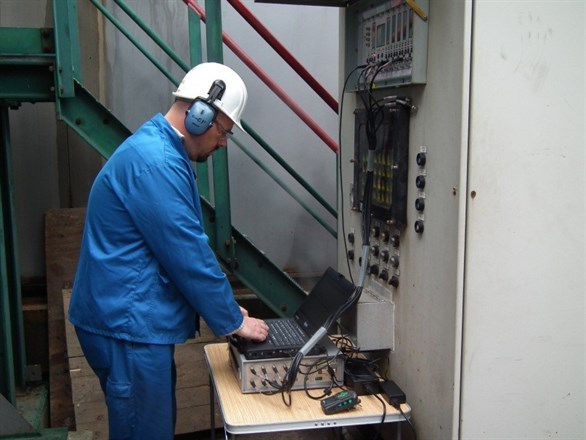 Condition monitoring of bearings